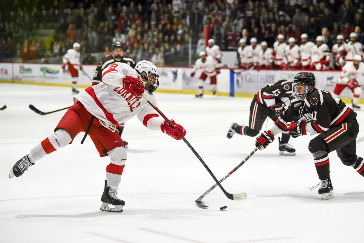 The Red takes on Northern Michigan on the road after picking up two ECAC wins at home last weekend.