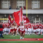 Cornell will take the field for Senior Day on Saturday.