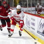 Cornell is set to take on Quinnipiac and Princeton this weekend.