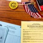 Voting at St Luke Lutheran Church on Nov 6th, 2018 (Michael Wenye Li / Sun Photography Editor)
