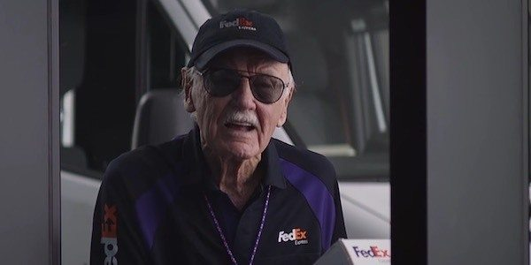 Stan Lee makes a cameo appearance in the 2016 hit film Captain America: Civil War.