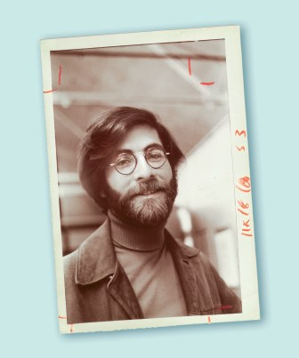 Before becoming an education reformer, the young Harold O' Levy '74 J.D. '79 was a Sun columnist and an avid student politician.