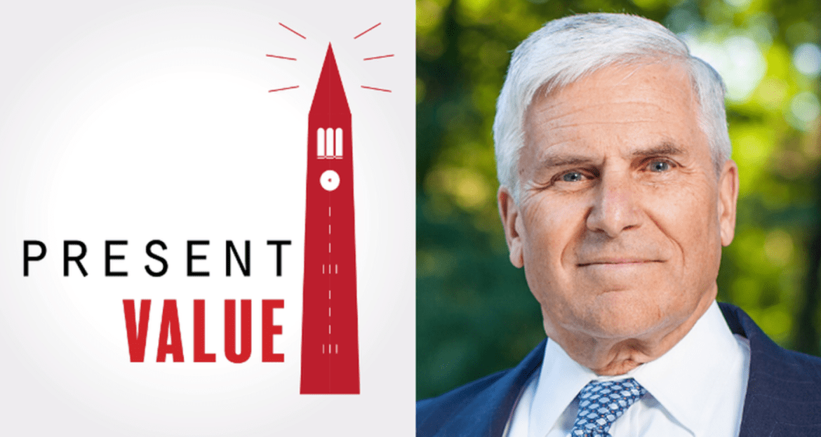 The Present Value Podcast recently featured General George Casey on their hour-long show.