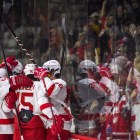 Back at Lynah Rink for the first time since November, Cornell will hope to prove it's a national contender with surprise top-15 team Arizona State in town.