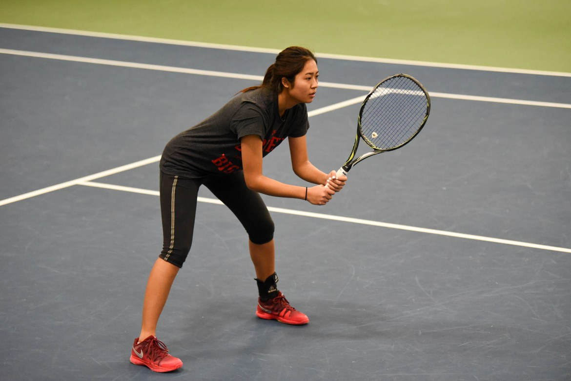 After two losses on the road over the weekend, Cornell women's tennis returns home next weekend to take on Army and Binghamton.