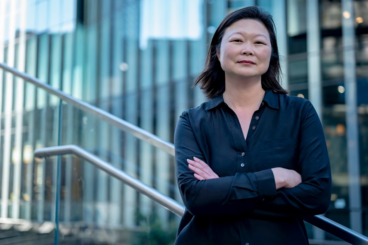 Dean Yoon of AAP assumed her new position on Jan. 1 of 2019.