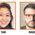 "4 of the 15 Cornell alumni featured in this year's edition of Forbes' ""30 Under 30"""