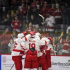 A less-than-stellar win-loss record might not tell the full story of 2018-19 Cornell men's hockey.