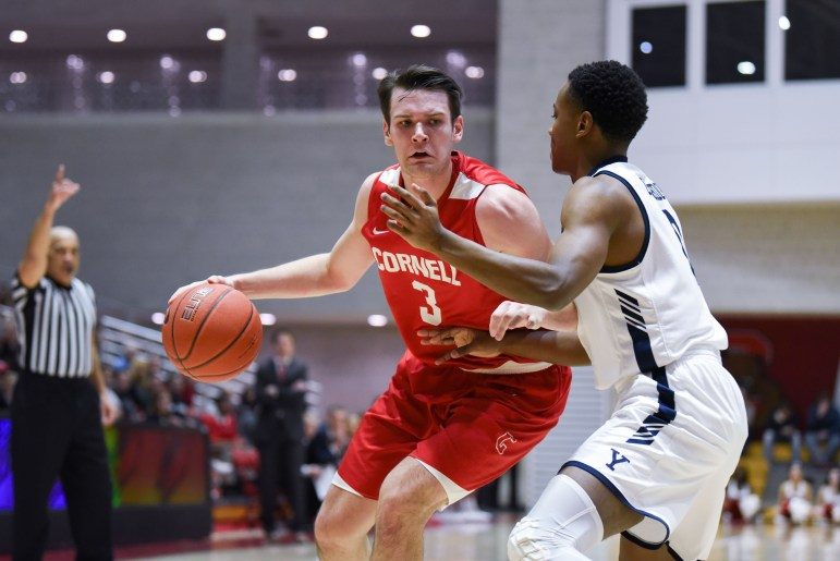 Jimmy Boeheim scored a career-high 24 points in the Red's loss to Yale.