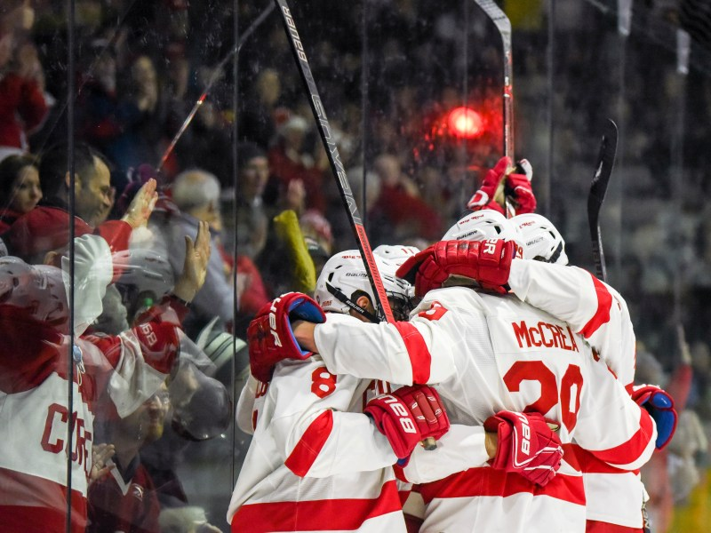 Cornell killed four penalties in a 3-1 win over Union.