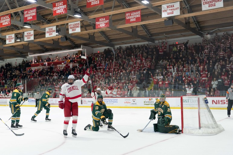 The Red enjoyed a 5-0 home win last time out against Clarkson.