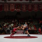 Cornell took decisive victories over UPenn and Princeton this weekend, defeating UPenn 40-3 and Princeton 34-7.