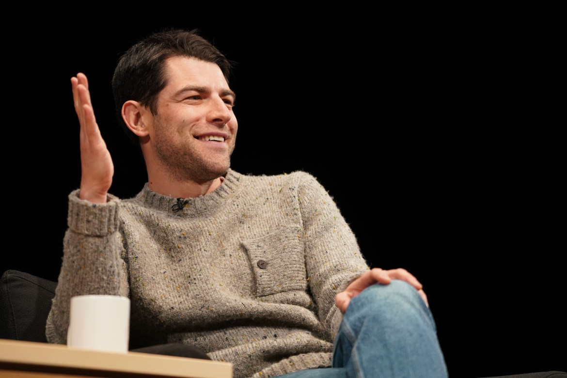 "Max Greenfield may have had a "".67 GPA"" in college, but that didn't stop him from becoming an Emmy nominated actor"