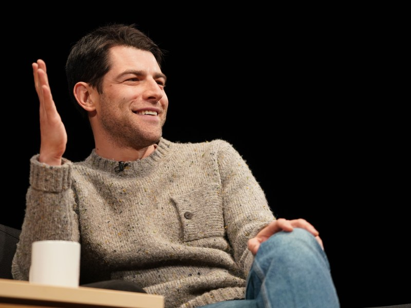 """Max Greenfield may have had a """".67 GPA"""" in college, but that didn't stop him from becoming an Emmy nominated actor"""