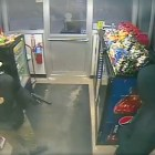 Two individuals robbed the Tops convenience store on Triphammer Road on Saturday.