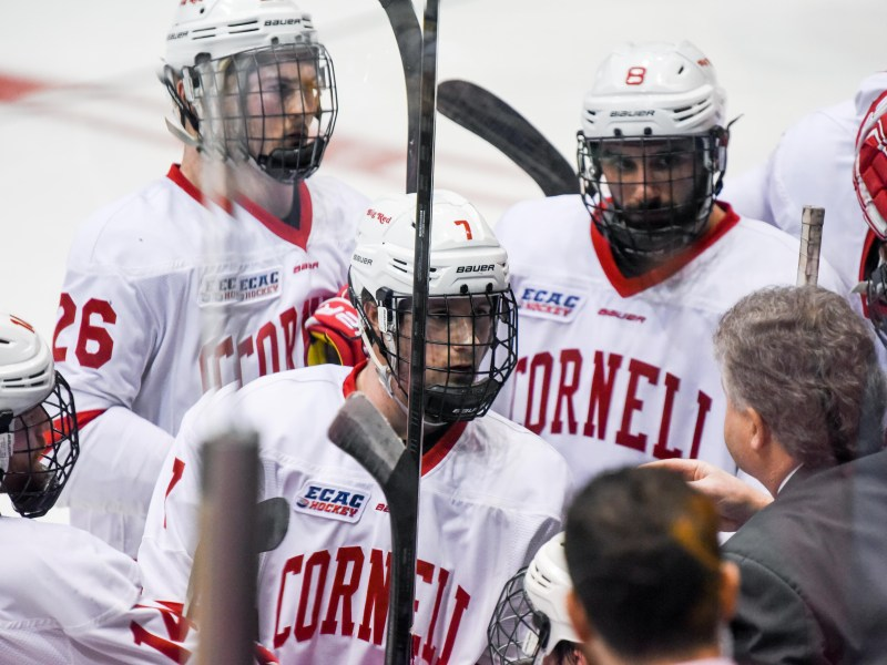 It's back to the drawing board for Cornell with a pair of key contributors now injured ahead of NCAAs.