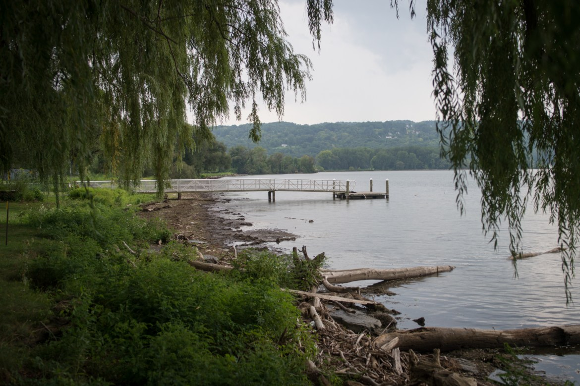 The New York Department of Environmental Conservation and the company Cargill Inc. are under fire for an alleged leak that is allowing sodium ferrocyanide to flow into Cayuga Lake.