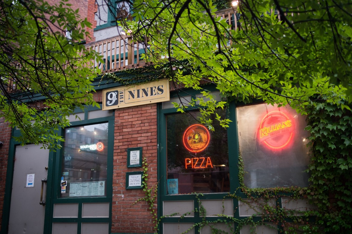 Before it closed its doors for good in October, The Nines occupied the building at 311 College Avenue, which once housed Ithaca Fire Station #9.
