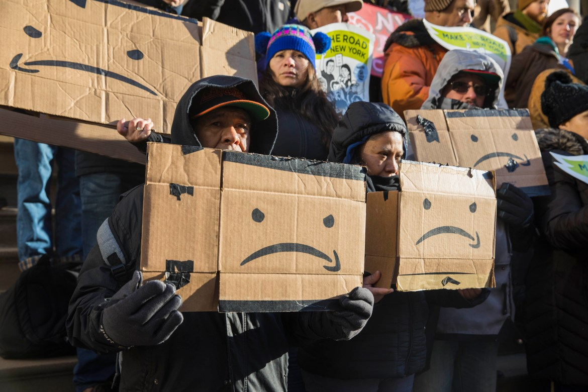 A wave of protests and public backlash saw Amazon unexpectedly retreat from its plans to construct 'HQ2' in Queens — but Cornell President Martha Pollack, along with 80 other New York City leaders, penned an open letter addressed to Jeff Bezos in a last ditch bid to woo back the corporate behemoth.