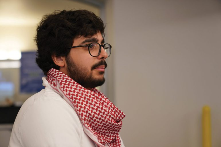 AbdulRahman Al-Mana '20 shares his experience as the only current Cornell student from Qatar.