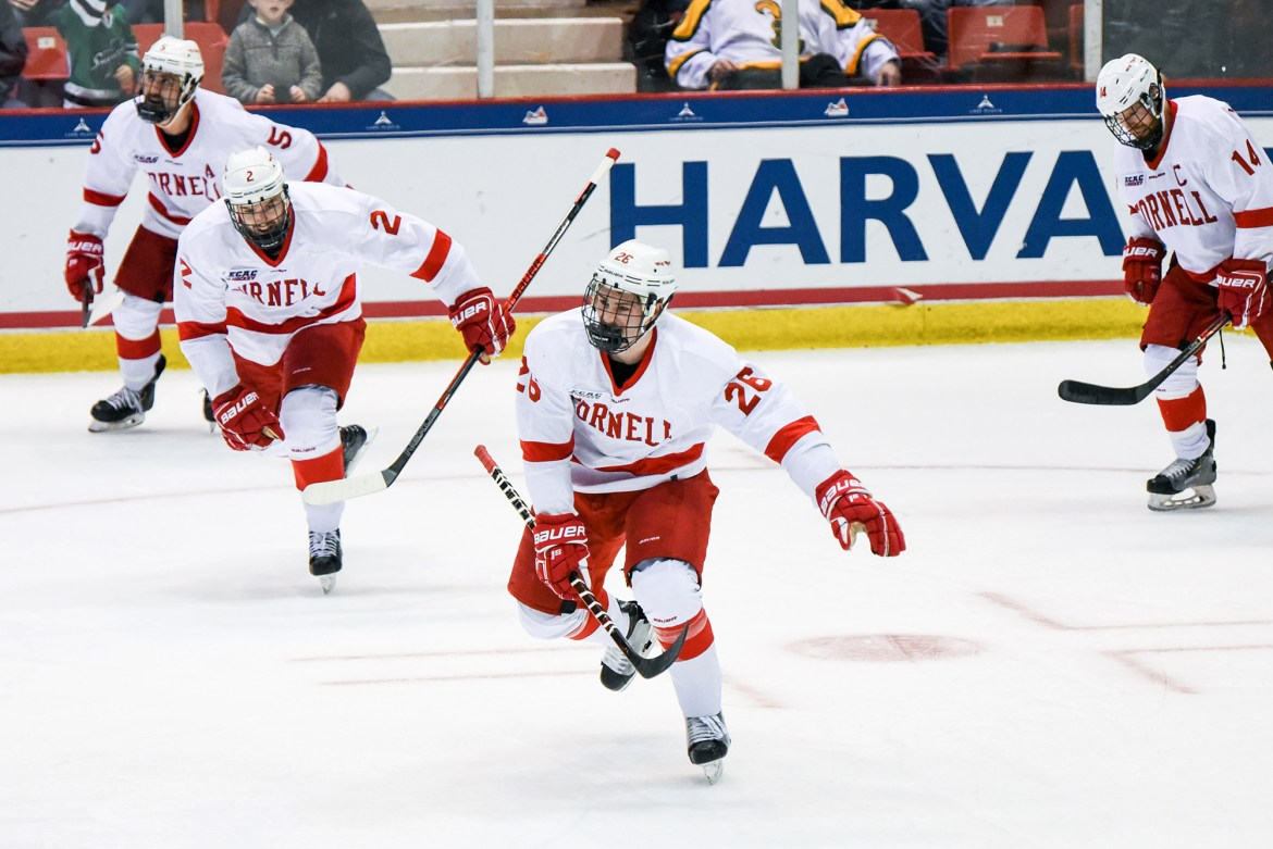 After a bizarre and disappointing end to its ECAC run, the Red will try its luck in the NCAA tournament.