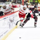 After narrowly escaping a series with Union, it's do-or-die for Cornell in Lake Placid.
