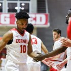 After scoring 2,333 points at Cornell, Matt Morgan is hoping to earn a spot in the NBA.