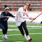 A decisive victory over Ivy rival Yale ensured that the Red's 2019 record would at least match that of 2018.