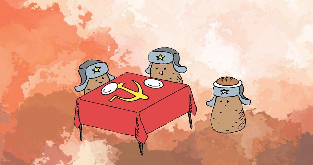 Soviet Potato