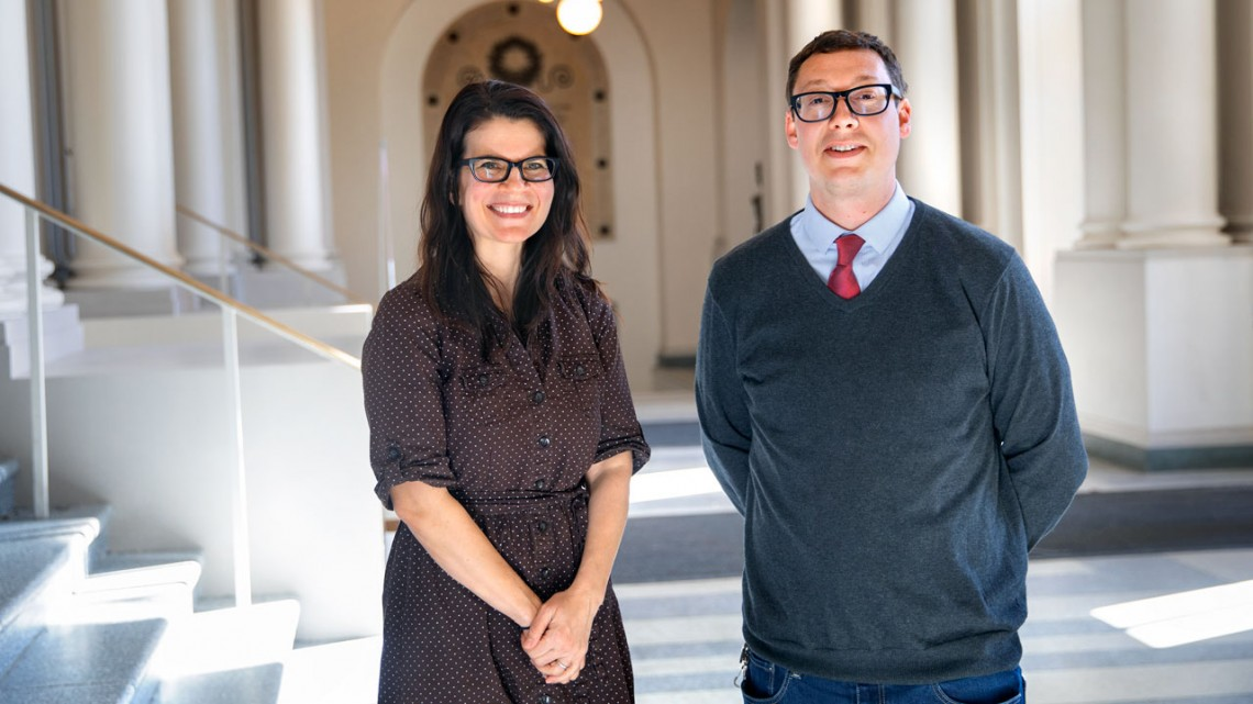 Senior associate dean of social sciences Melissa Ferguson and associate vice provost for the social sciences Christopher Wildeman will co-chair the faculty implementation committee.