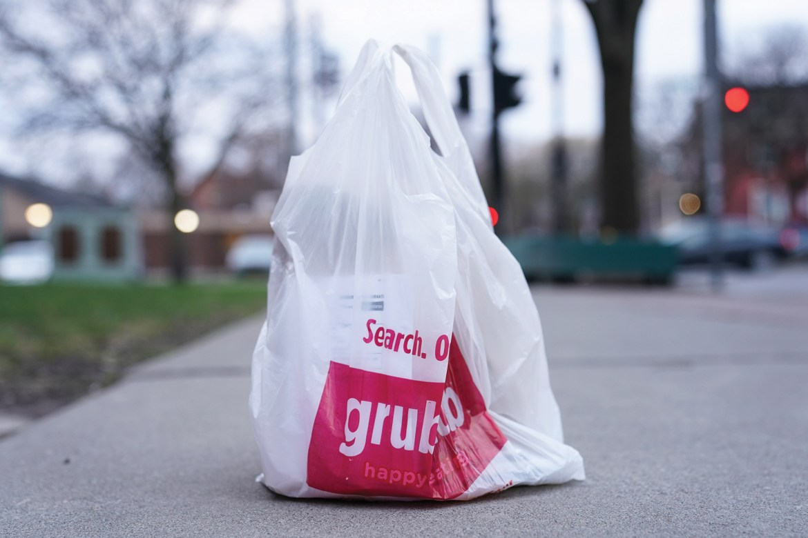 Recent legislature passed in New York banned the use of all single-use plastic bags and placed a tax on paper bags.