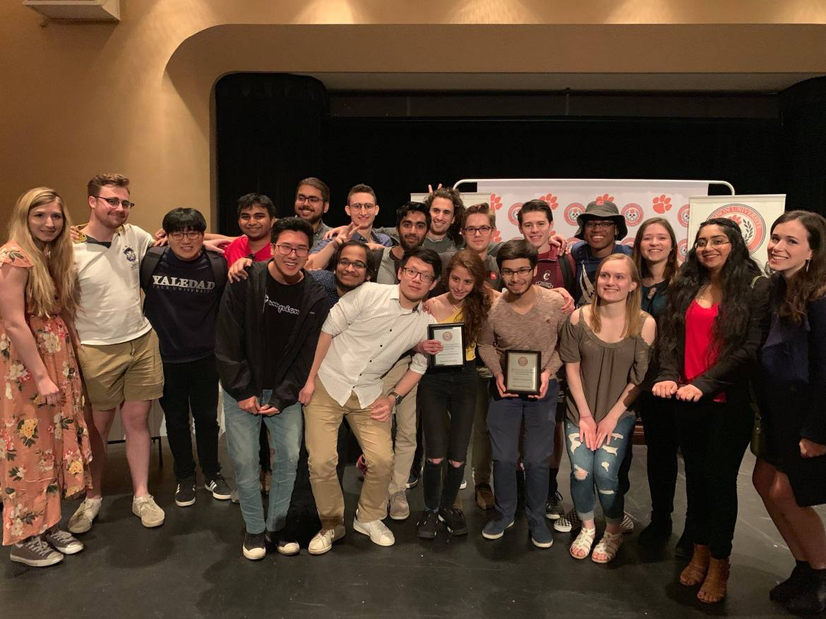 "Cornell's ""Worlds"" style debate team has won or reached the finals in almost every one of the tournaments it's competed in this year — leading some to conclude it has had ""its best season ever."""