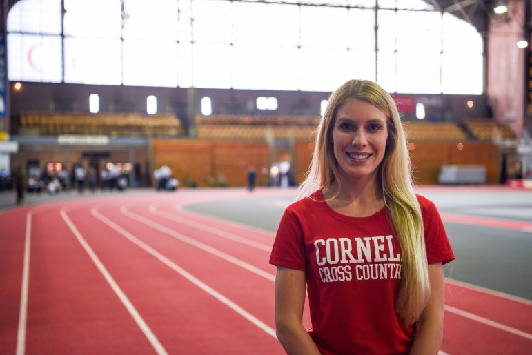 Briar Blumley (Track and Field/Cross Country)