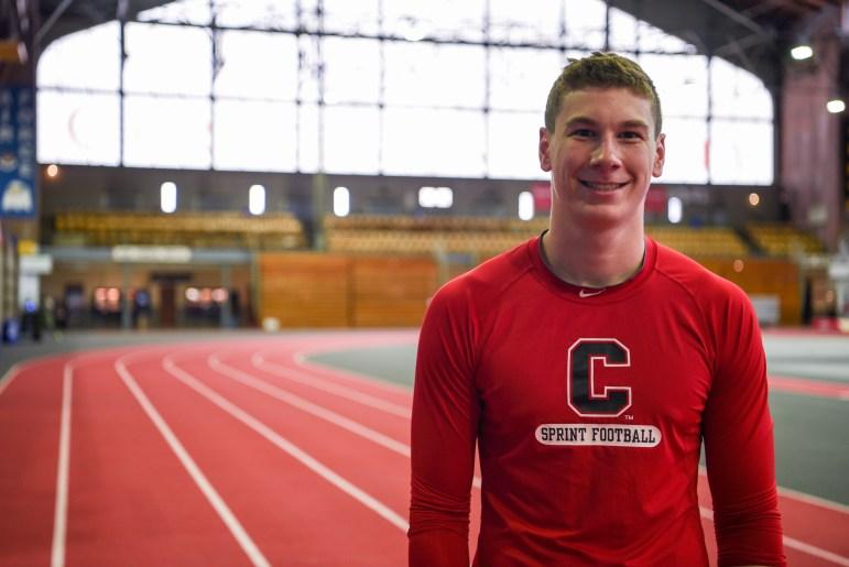 Connor Ostrander (Sprint Football)