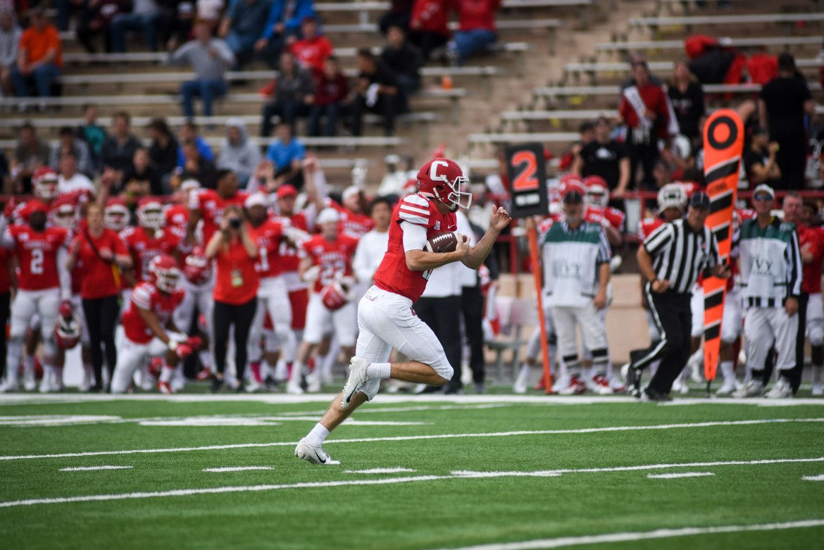Cornell is 1-0 for the first time since 2016.