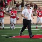 David Archer '05 is entering his seventh season as head coach at his alma mater.