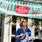 Ithacans gather in the Commons for the 37th annual Apple Harvest Festival, a celebration of one of New York's most iconic agricultural exports.