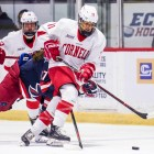 Coming off a pair of wins over Robert Morris, the Red will look to continue its winning ways in conference play this weekend.