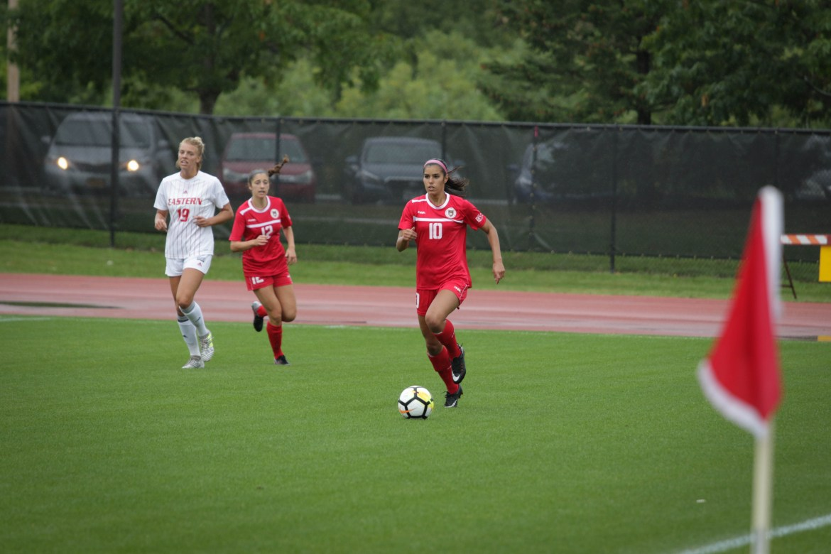 Cornell could not earn a win on senior day.