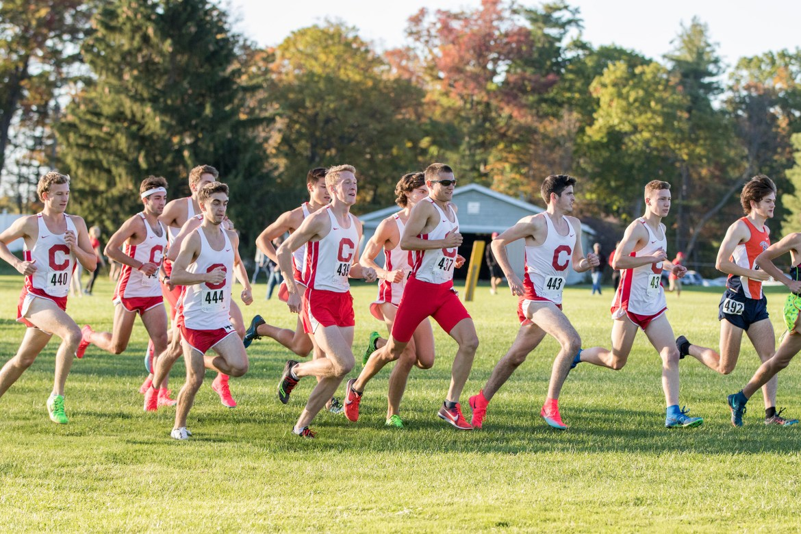 The men's and women's cross country teams competed at both the Pre-National Invitational and the Canisius Classic.