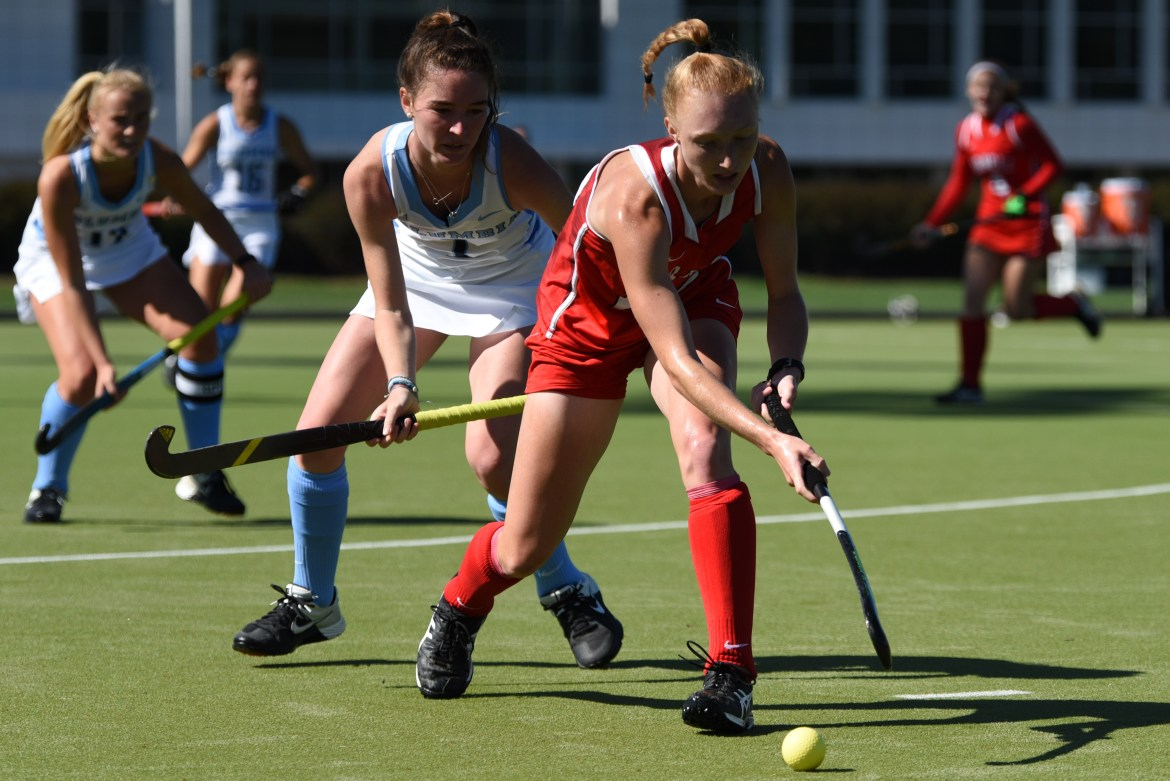 Cornell came back to beat Dartmouth, improving its Ivy record to 4-3.