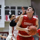 Cornell's struggles from beyond the arc did the team no favors in its 11-point loss to Navy.