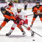 Saturday's contest against Princeton marked the first time the Red has allowed a goal to one of its opponents.