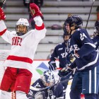 The Red dominated a pair of Ivy League opponents to move its unbeaten streak to eight games.