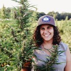 Karli Miller-Hornick '11 has been running her own hemp farm for the last two years, despite the various hurdles hemp farmers face due to societal views and legal blockages.