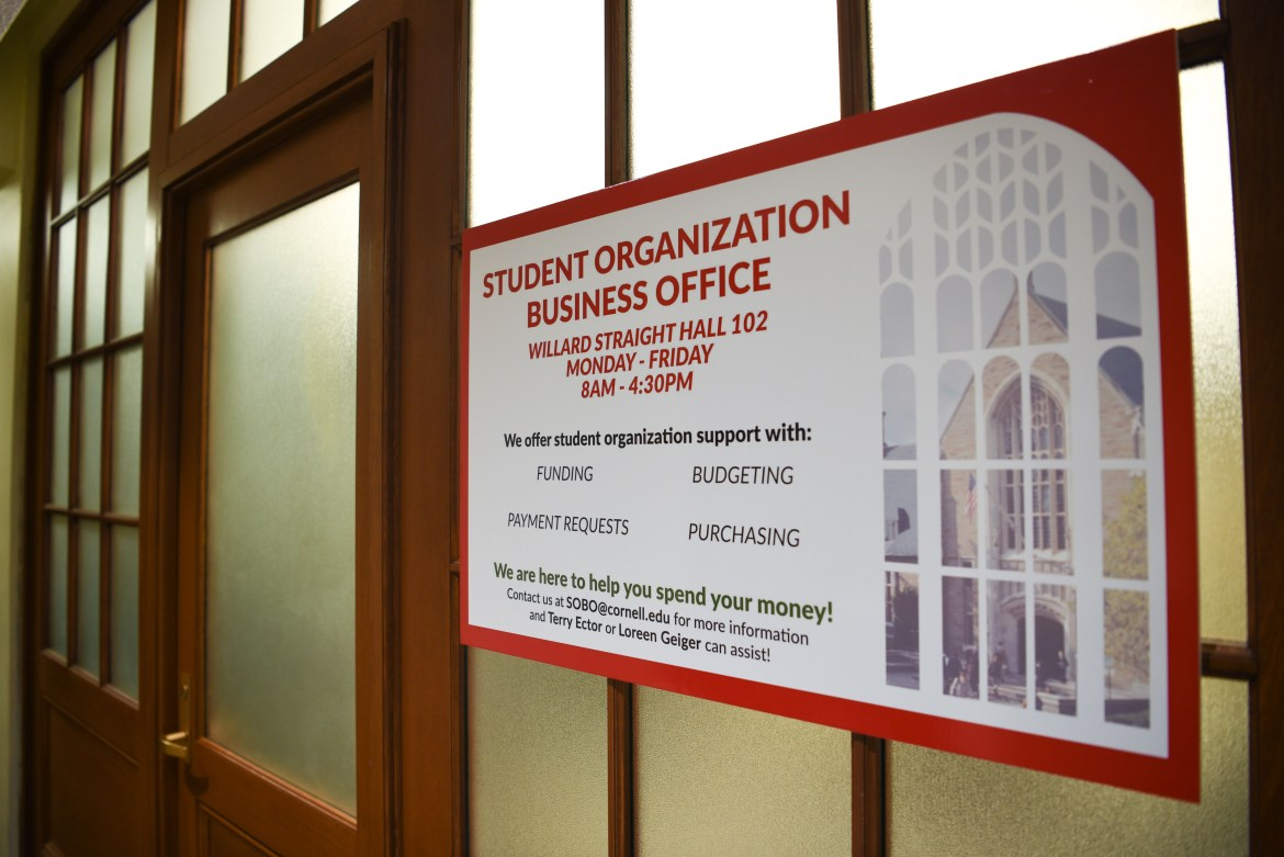 The office is here to assist people with the new reimbursement system, which is now electronic in CampusGroups.