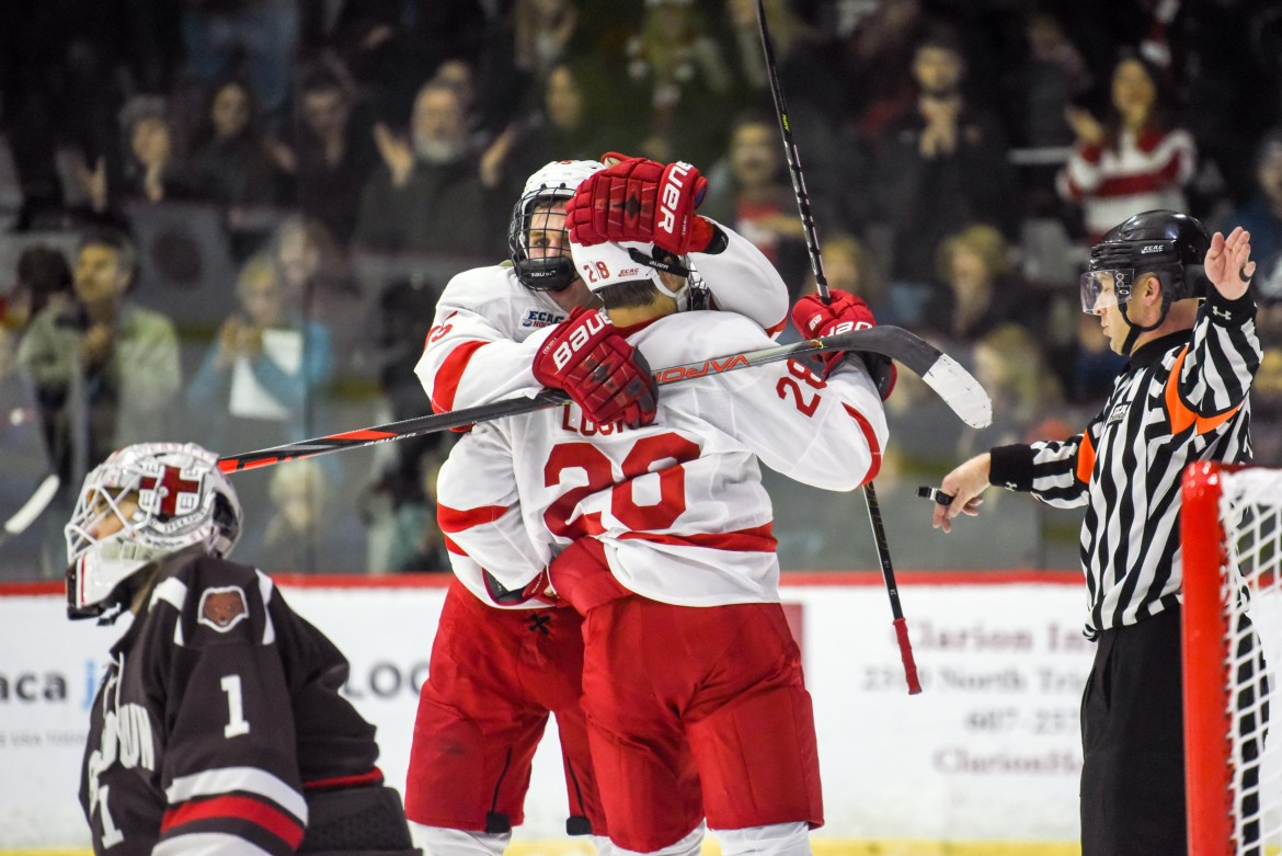 Four different players found the back of the net for Cornell in its 4-1 victory over Brown.