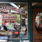 Collegetown Bagels (Katie Sims/Sun Staff Photographer)