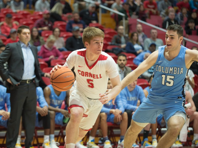 The Red made 33.9 percent of its shots from the field in its loss at Columbia.
