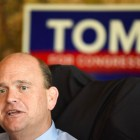 Tom Reed on the campaign trail